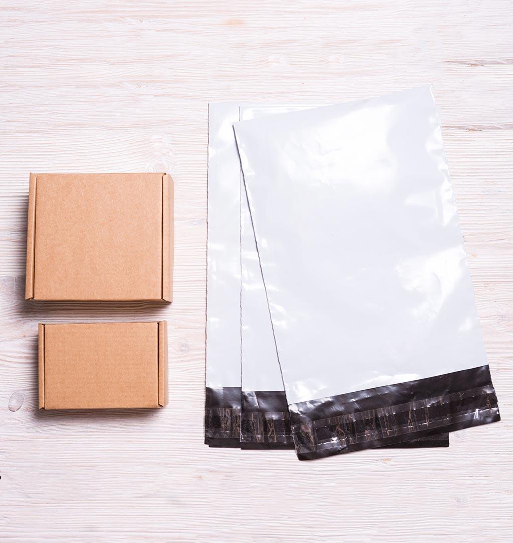 Bulk Packaging Supplies: Mailers | Creative Packaging Group, LLC