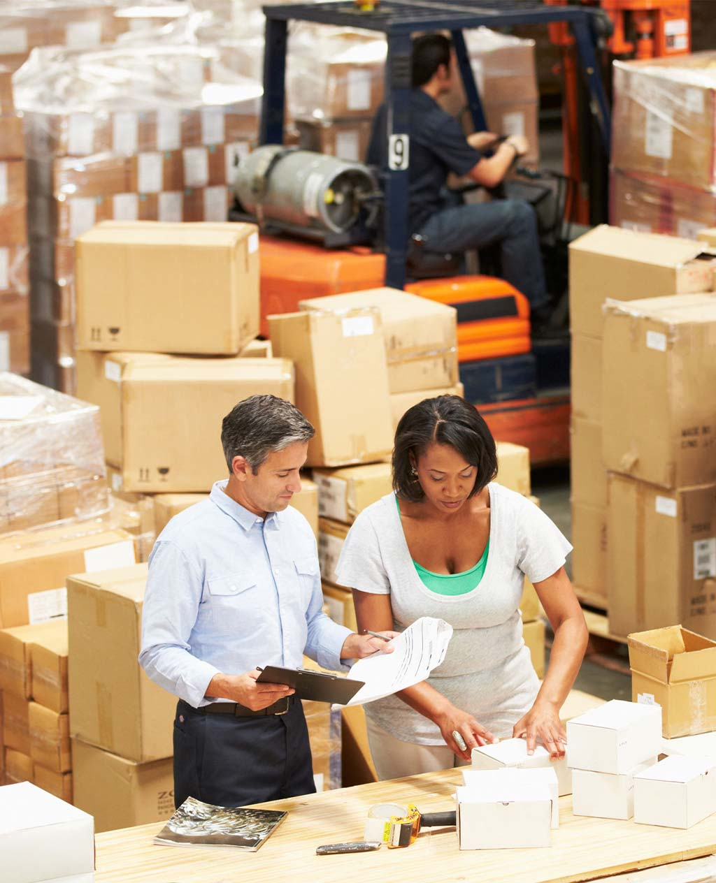 Inventory Management for Custom Design and Packaging Products | Creative Packaging Group, LLC